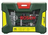 Set accesorios 41 uds BOSCH V-Line 2607017316