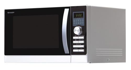 Microondas Combi 25L SHARP R843INW