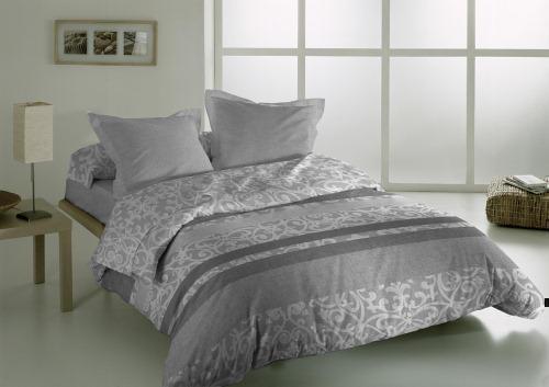 Funda nórdica + almohadones cama 150cm DON ALGODÓN Ornament