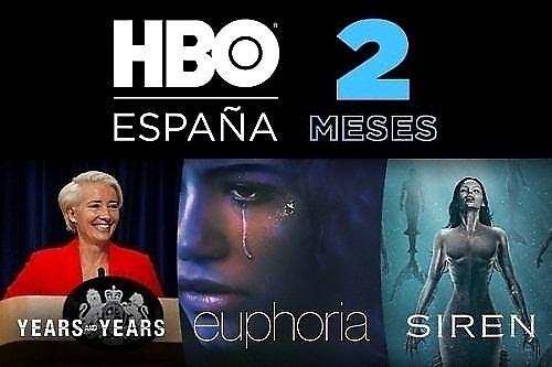 Disfruta 2 meses de HBO España Gratis