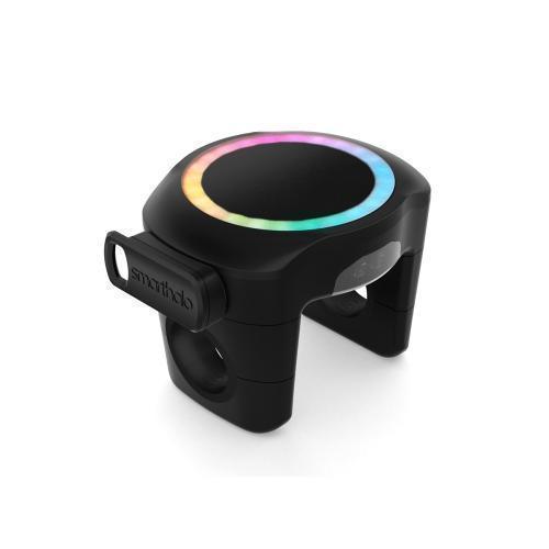 Dispositivo de navegación, alarma e iluminación SMARTHALO para bicicletas SH00001