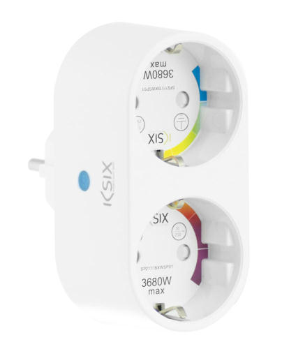 Enchufe WiFi inteligente KSIX Duo BXWSP211