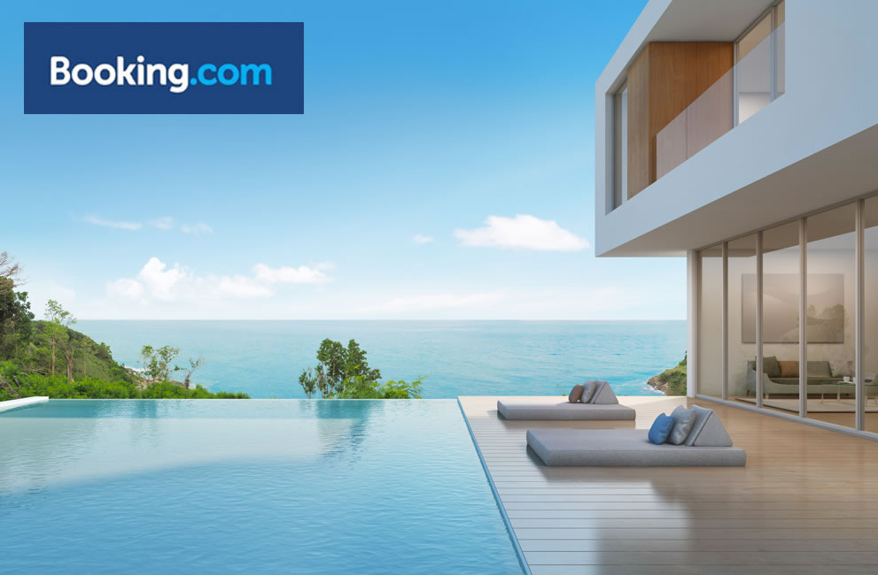 Suma 1.500 puntos con Booking.com