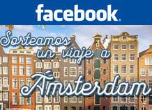 Sorteo Viaje a Ámsterdam