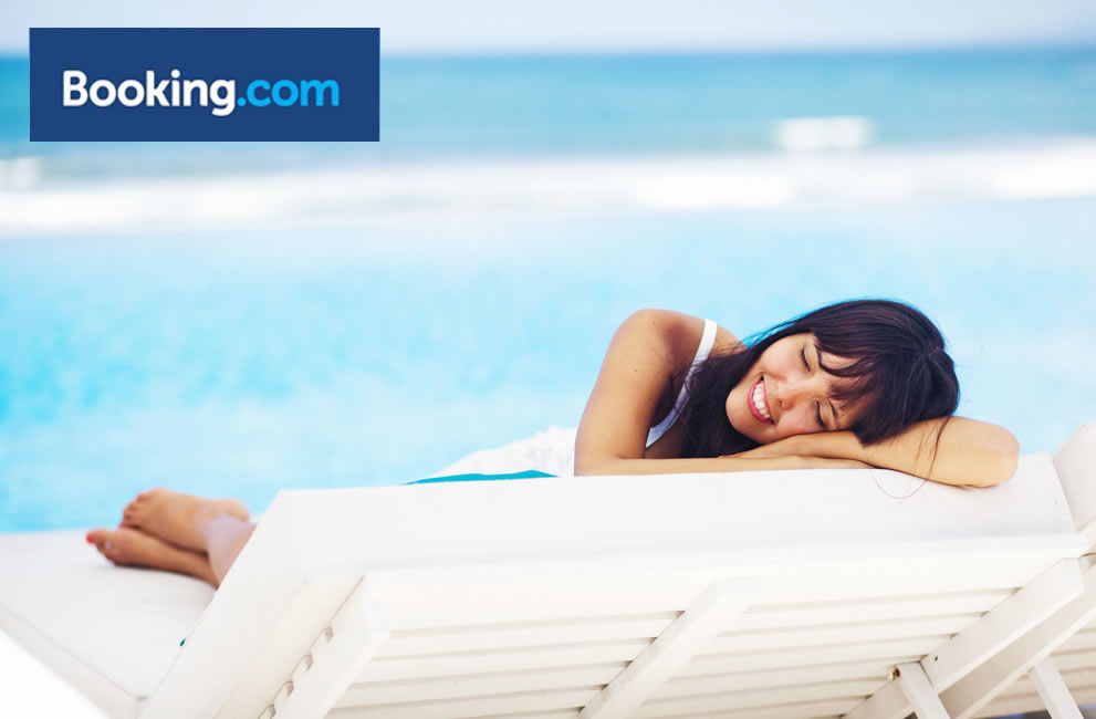 Suma 2.000 puntos con Booking.com