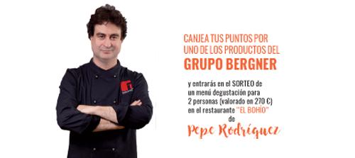 Sorteo Pepe Rodríguez