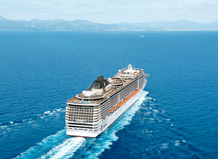 Vete de crucero con Travel Club